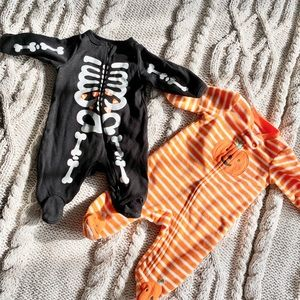 Other - NEWBORN HALLOWEEN ONESIES